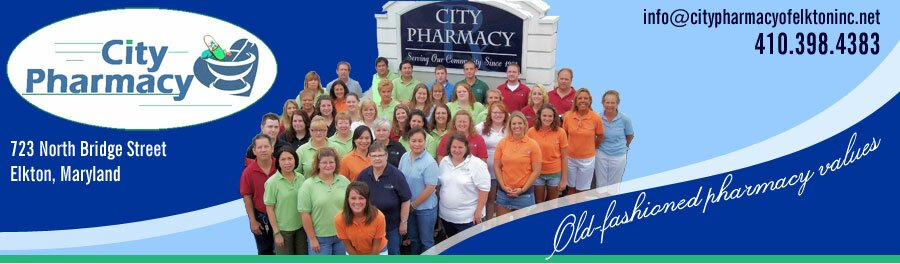 Cecil County, Maryland Pharmacy and Provider of Medical Equipment Supplies located in Elkton, MD